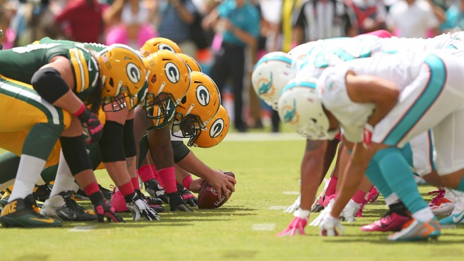 Dolphins Game Preview: Week Ten vs. Packers