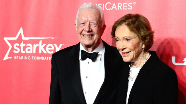 Jimmy, Rosalynn Carter Reach 70th Wedding Anniversary