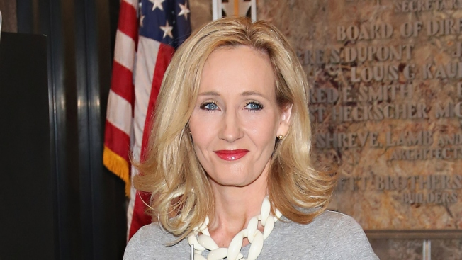 JK Rowling Shares Two of Her Rejection Letters 'for Inspiration, Not Revenge'