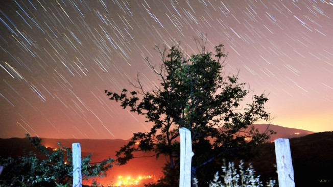 Perseid Meteor Shower This Weekend