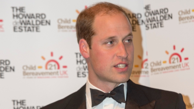 Prince William Honors Princess Diana in Emotional Charity Event Speech