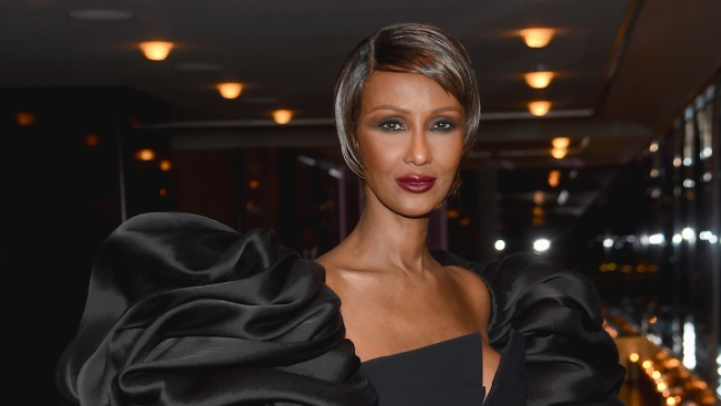 Iman's Mother Dies 2 Months After David Bowie Passed Away