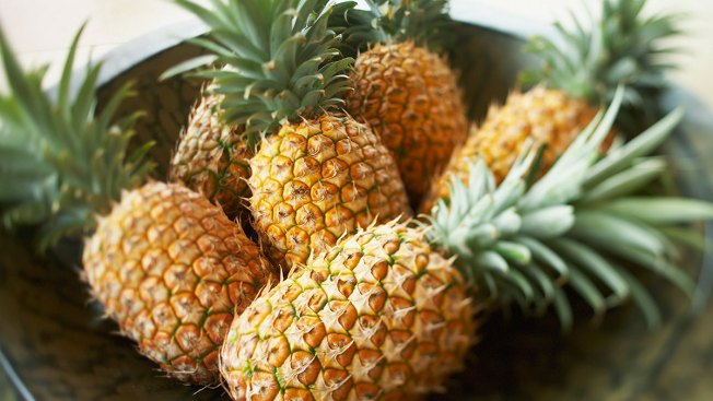 Genetically Engineered Pink Pineapple Is Safe to Sell: FDA