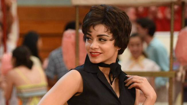 Vanessa Hudgens Dedicates 'Grease: Live' Performance to Late Father