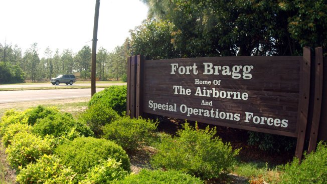 Soldiers hurt in training accident and explosion at Fort Bragg
