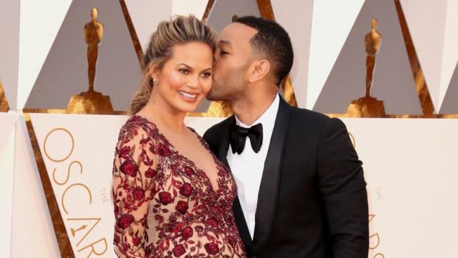 Chrissy Teigen and John Legend Welcome Baby Girl