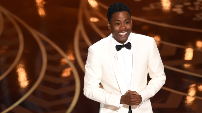 Chris Rock Tackles Oscar Diversity, Jada Pinkett Smith in Opening Monologue