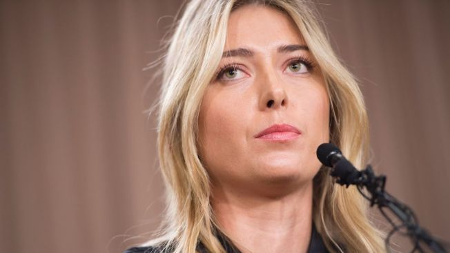 Maria Sharapova Thanks Fans After Admitting She Failed a Recent Drug Test