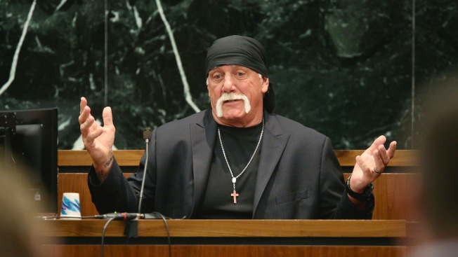 Hulk Hogan Seeks Rematch With Gawker, Sues Over Transcript