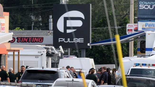 Pulse Patron Whispers in 911 Call, 'He's Going to Kill Us'