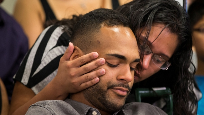 Orlando Nightclub Massacre Survivor Takes First Steps 'All By My Self'