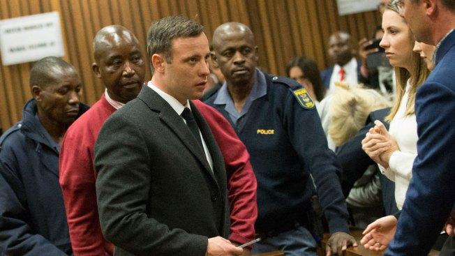 Prosecutors to Appeal Oscar Pistorius' 6-Year Jail Sentence