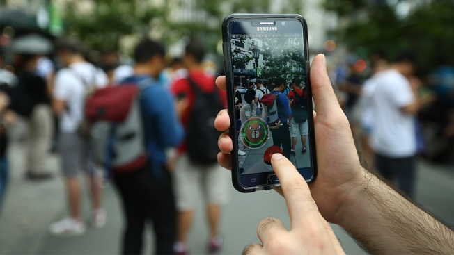 Man Shoots at 'Pokémon Go' Players Outside House: Police