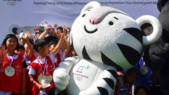 Meet Soohorang, Pyeongchang's Protective Olympic Mascot