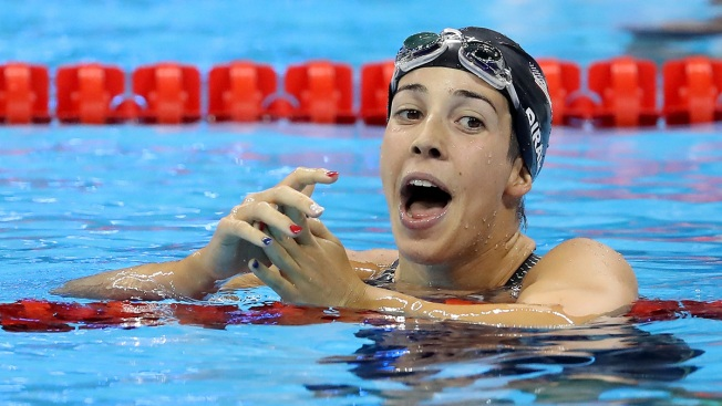 Stanford's DiRado Takes Silver in 400 IM; Florida's Beisel Finishes 6th