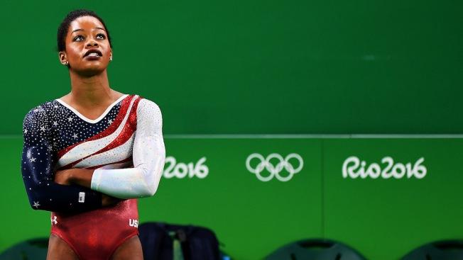 Olympian Gabby Douglas Says Team Doctor Abused Her