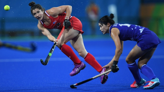 6 to Watch: Resilient, Gritty US Field Hockey Team