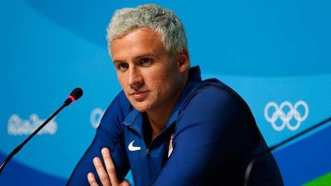 Ryan Lochte Suspended for 10 Months Over Rio Incident