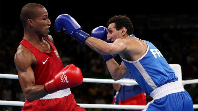 Brazilian Wins Lightweight Gold; US Boxer Through to Semis