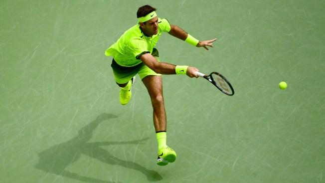 Del Potro Back in US Open Quarterfinals, Thiem Retires With Knee Injury