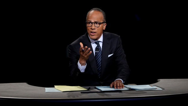 Lester Holt Is a Steadying Force for NBC as Anchor