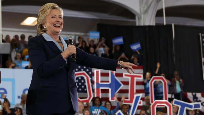 Poll: After Trump Tape Revelation, Clinton's Lead Up to Double Digits