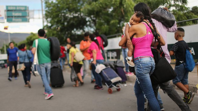 Some Poor Venezuelan Parents Give Away Children Amid Deep Crisis