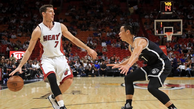 Miami Heat to play the Brooklyn Nets in Mexico City next season
