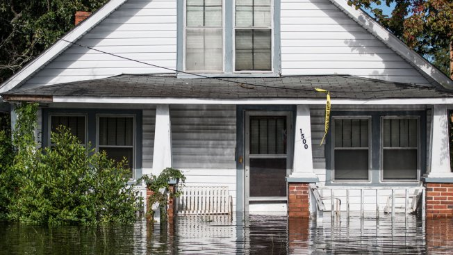 'We're All in the Same Boat Here': Many Hurricane Victims Have No Flood Insurance