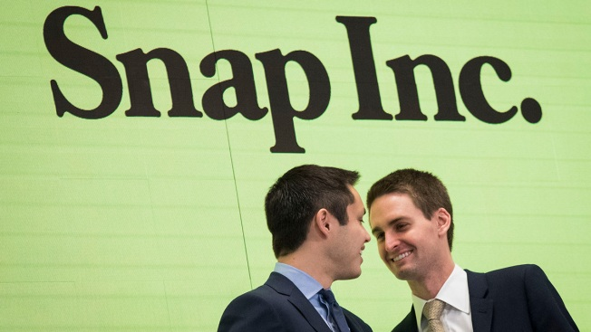 Snap CEO and Co-Founder Could Lose More Than $1 Billion Each After Earnings Report