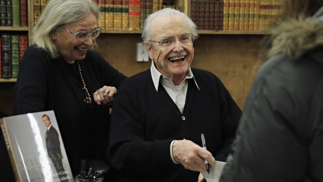 91-Year-Old 'Mr. Feeny' Scared Away a Would-Be Burglar, His Publicist Says