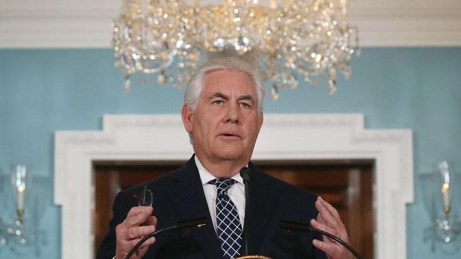 Rex Tillerson Declares the Iran Nuclear Deal a Failure
