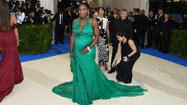 Serena Williams Believes Childbirth Will Make Her Stronger,
