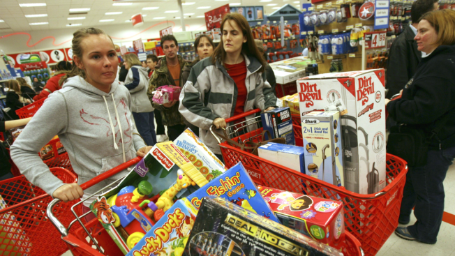 Target, Walmart Release Black Friday Store Maps