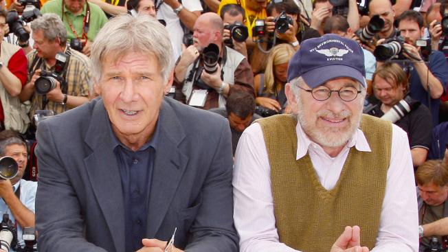 Harrison Ford, Steven Spielberg Returning for Indiana Jones Film in 2019