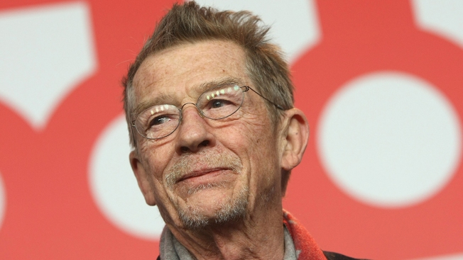 British Actor John Hurt, Star of 'The Elephant Man,' Dies at 77