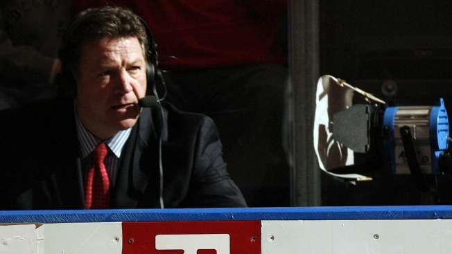Denis Potvin Announces Retirement as TV Broadcaster for Panthers