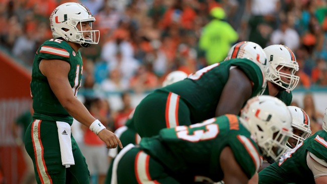 No. 7 Miami, No. 3 Notre Dame Soaring Into Their Matchup