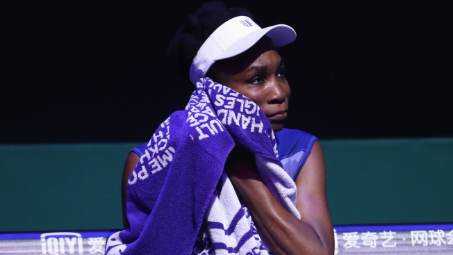 Burglars Steal $400,000 From Venus Williams' Florida Home