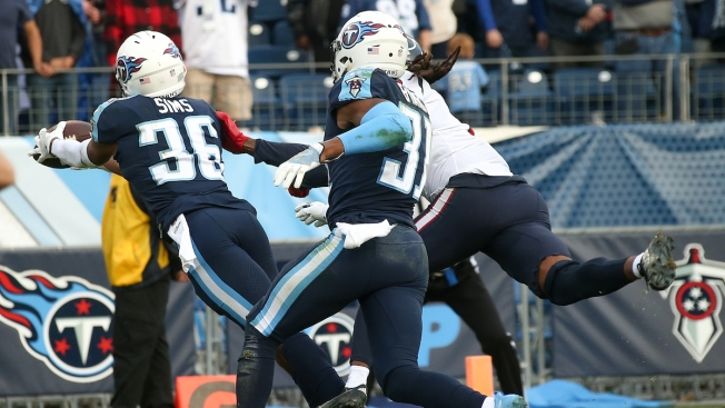 Hey 8-4: Titans Stay Atop AFC South by Beating Texans 24-13