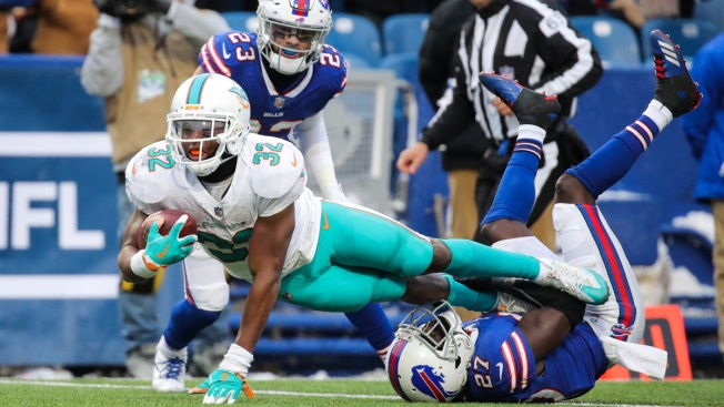 Inconsistencies Catch Up to Dolphins in Loss to Bills