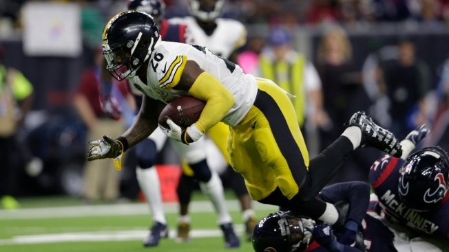 Steelers Secure 1st-Round Playoff Bye, Beat Texans 34-6