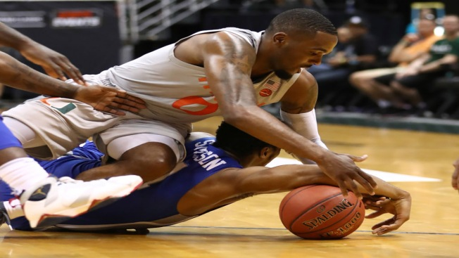 Miami Hurricanes top Middle Tennessee, Take Third Place at Diamond Head Classic