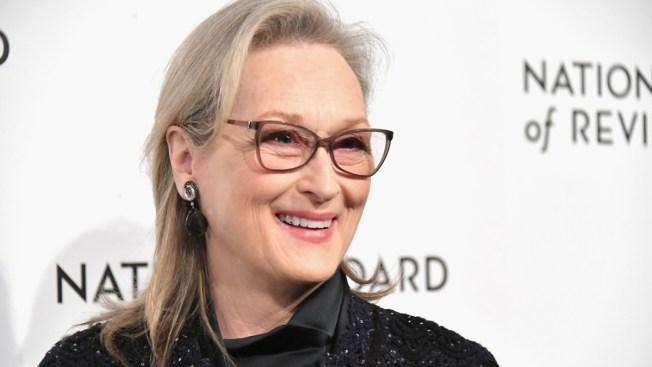 Meryl Streep Starring in Season 2 of 'Big Little Lies'