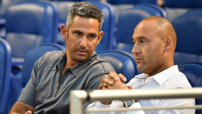 Jorge Posada on Joining Miami Marlins: 'Perfect Timing'