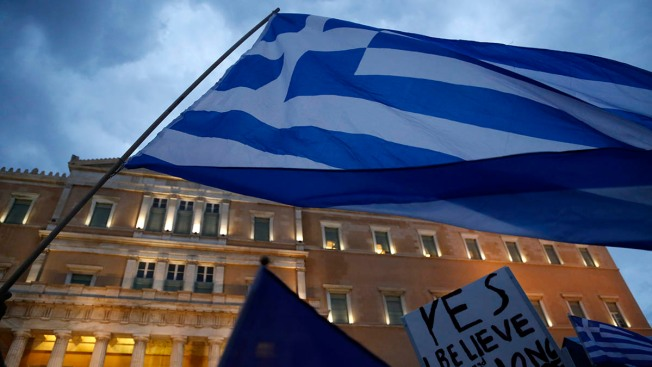 Greek Parliament OKs Austerity Plan as Basis for Bailout Negotiation With Europe