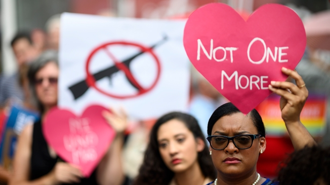 Suburban Voters Are Pressuring Republicans to Act on Guns