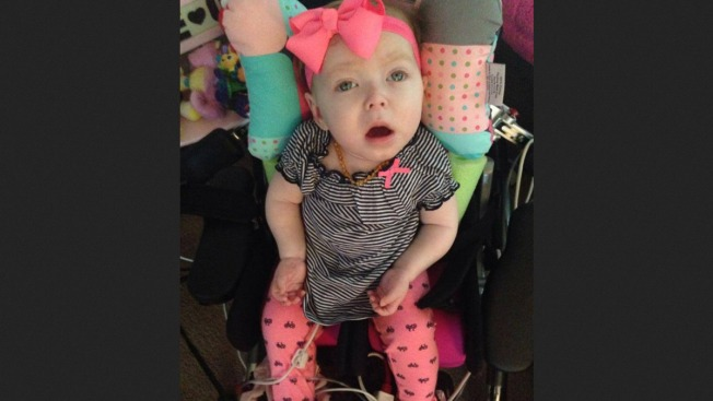 Baby Girl With Rare Disease Inspires Nationwide Support