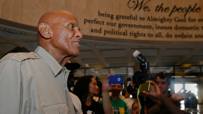 Harry Belafonte Sues Martin Luther King Estate Over Documents