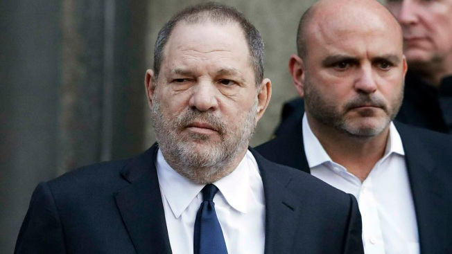 Weinstein Fights Sex Trafficking Claims in Actress' Lawsuit